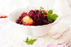 Dr. Andrew Weil's Braised Red Cabbage