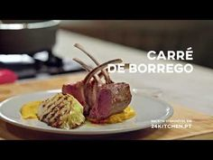 Carré de Borrego | COMTRADIÇÃO com Henrique Sá Pessoa - YouTube Beef, Youtube, Food, Dining, Natural Person, Gastronomia, Recipes, Ideas, Meat