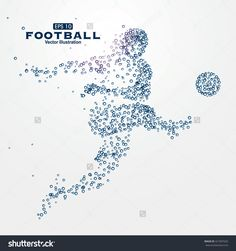 Sports Graphics Particles, Vector Illustration. - 421007620 : Shutterstock