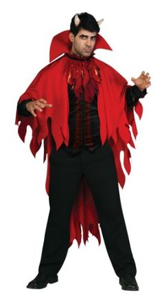 Rubies Costume Dastardly Demon Kit BlackRed Standard Costume >>> Read more reviews of the product by visiting the link on the image.