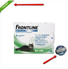 FRONTLINE Spot On is a treatment for Cats that provides long-lasting protection against fleas and ticks, and controls biting lice. FRONTLINE Spot On Cat can be used in kittens from 8 weeks of age a… Flea Treatment, Frontline For Cats, Einstein, Discount Pet Supplies, Cat Health Care, Veterinary Surgeon, Insecticide, Products, Swimming