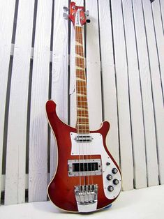 rickenbacker 4003 - i have wanted one of these since i first picked up a bass....someday. my dream guitar