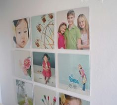 glass frames from ikea