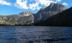 Silver Lake in the June Lake Loop