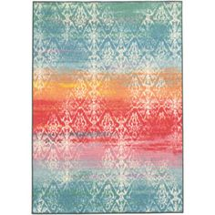 Mardi Gras Rectangular Rugs  found at @JCPenney