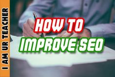 Do you want to boost seo? In this blog I have explained few ways to how to improve seo of your website/blog also you can easily improve website seo.