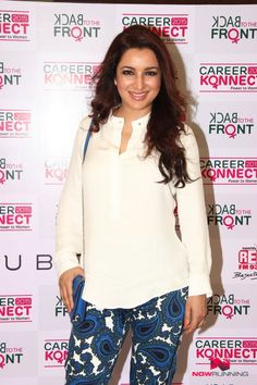 Swara Bhaskar and Tisca Chopra snapped at 'Back To The Front' event - Day 2