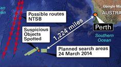 Stanley Roy informa: Cómo averiguaron la ruta del vuelo 370 de Malaysia...