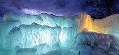 10 Amazing Ice Castles Around The World - AccuWeather.com