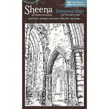 Sheena Douglass Embossing Folder ANCIENT ARCHES
