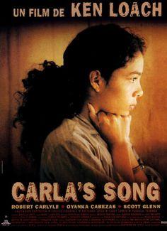 Carla's Song (1996) שירה של קרלה