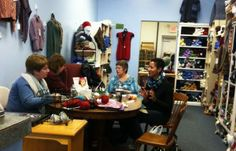Uncommon threads, LYS, York pa, knitting blog, the mad knitter shop
