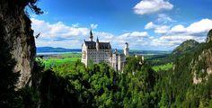 Neuschwanstein Castle, Bavaria, DE been there done that!