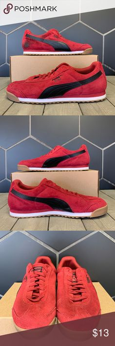 b25ba2eb15582 45 Best Puma Roma images in 2018 | Pumas shoes, Sneakers, Shoes
