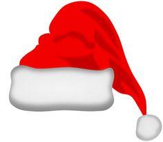 large santa hat png transparent clipart christmas inspirations rh pinterest com
