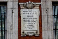 Puerta Del Sol ( Madrid )