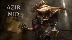 Azir Mid (Call In The Troops) | [Ranked]