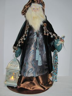 Olde England Father Christmas by PutsyPlace on Etsy