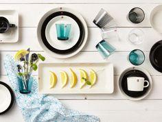 Simple stylish tableware. Kodin1, Tea-Mariia Pyykönen suosittelee: Iittala Teema