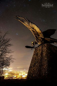 Turulmadár Homeland, Hungary, Budapest, Four Square, Countryside, Places To Visit, Journey, Faith, Eagles