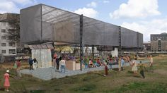 BMW Guggenheim Lab--travelling the world, helping people see their cities with new eyes
