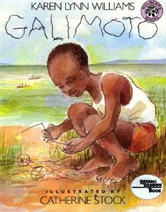 Booktopia has Galimoto, Reading Rainbow Books by Karen Lynn Williams. Buy a discounted Paperback of Galimoto online from Australia's leading online bookstore. Lynn Williams, Reading Rainbow, Aleta, Children's Literature, American Literature, Art Lesson Plans, Read Aloud, Story Time, Book Lists