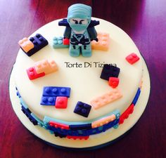 Cake lego ninjago