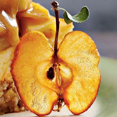 Fall's favorite fruit teams up with a little sugar and spice for a Southern Living roll call of our best apple recipes including caramel apple muffins Best Apple Recipes, Fruit Recipes, Fall Recipes, Snack Recipes, Cooking Recipes, Favorite Recipes, Top Recipes, Caramelised Apples, Vegetable Chips