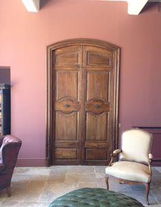 porte interieure ancienne en pin portes pinterest. Black Bedroom Furniture Sets. Home Design Ideas