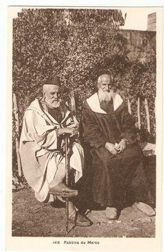 Moroccan Rabbis #morocco #moroccan #