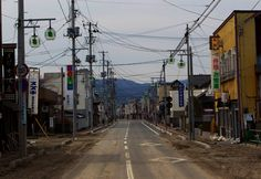 11 marzo 2011 Tsunami in Giappone Japan Earthquake, Earthquake And Tsunami, Fukushima, Urban Decay, Abandoned, Coast, World, Travel, Empty