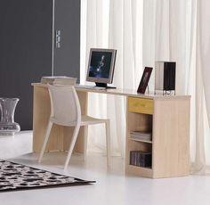 Pata recta rinconera de escritorio