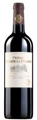 2015 Château Cambon la Pelouse Cru Bourgeois Haut-Médoc AOC 18/20