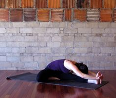 Head-to-Knee Pose A: From Staff Pose, bend your right knee and place the sole of your foot against your inner thigh, pulling your heel as close to your body as you can.