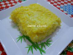 Danni e Lype: Pamonha no Microondas (versão normal e diet)