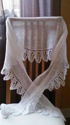 En sjal till min lillasyster..