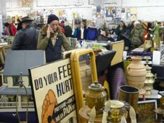The Best NYC Flea Markets