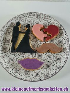 Wedding Day Cookies