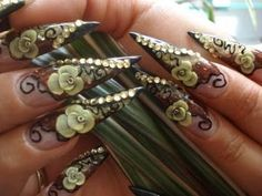 crazy nails - Google Search