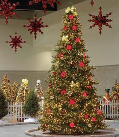 Commercial Holiday Displays Christmas Decorations Display Champion Studios Online