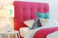 Prizeapalooza day 26 – Sweet dreams with a Peoni Home custom bedhead – Babyology