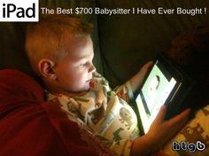 The Best $700 Babysitter i Ever Bought