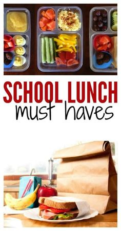 Make lunch time a breeze with these little tricks!