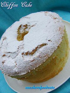 Lemon Desserts, Delicious Desserts, Torta Chiffon, Mug Cake Microwave, American Cake, Polish Recipes, Polish Food, Ukrainian Recipes, Angel Cake