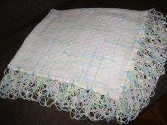 esta manta eu aprendi fazer com as crocheteiras da igreja na vila onde moro