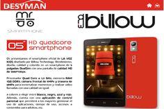 El smartphone oficial de LA VOZ KIDS