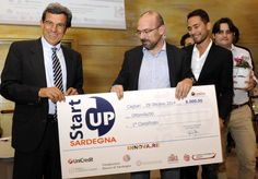 Rassegna Stampa: Unica.it - La Photogallery della Start Cup 2014