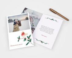 Ni ideer til hva du kan skrive i julekortene dine Place Card Holders, Blog