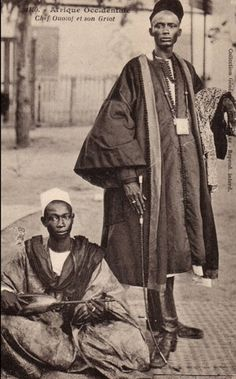 TRIP DOWN MEMORY LANE: THE WOLOF PEOPLE: AFRICA`S DARKEST, TALL AND REGAL-LOOKING PEOPLE