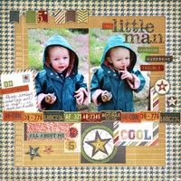A Project by Liz_Qualman from our Scrapbooking Gallery originally submitted 03/21/12 at 06:18 PM